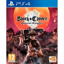 Black Clover Quartet Knights [PS4]
